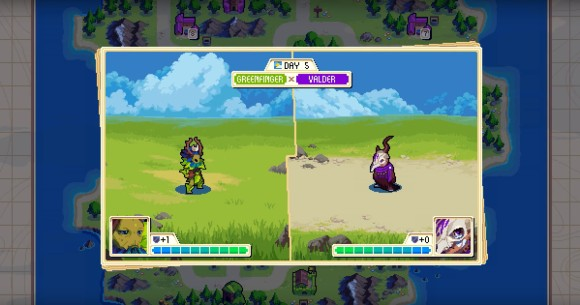 wargroove battle