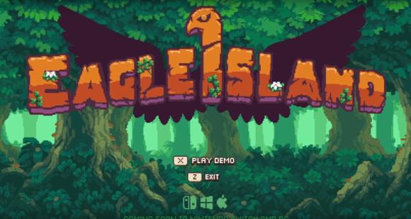 Eagle Island title